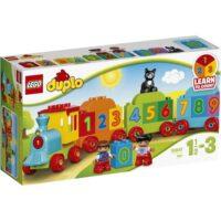 Lego Duplo 10847 Il Treno Dei Numeri     1.5/3anni 354x191x91mm