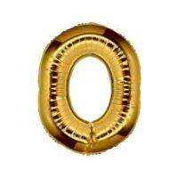 Palloncino Mylar N.0 Cm.102 Oro
