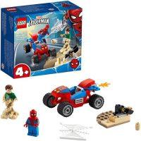 Lego 76172 Res Conti Spiderman E Sandman