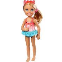 Barbie Chelsea Ass.to 7 Soggetti +3anni  16x9x4cm - Mattel