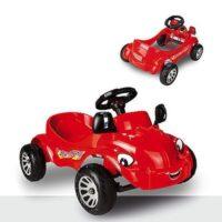 Happy Herby Auto A Pedali     +2anni     Clacson A Soffietto