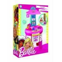 Cucina Di Barbie 107 Cm. Con Barbie Nt