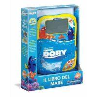 Il Libro Del Mare Di Dory 21.5x28x5cm 4+ Batterie Incluse-schermo Lcd-12 Attivita
