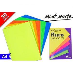 Cartoncini Colorati 30 Fogli