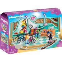 Playmobil 9402 Negozio Skate Biciclette  City Life 35x9