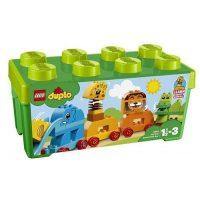 Lego 10863 Duplo Il Treno Degli Animali  370x179x180mm 1