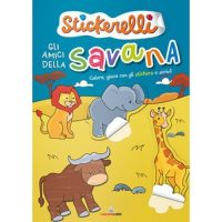 Gli Amici Della Savana - 2020            Esente Iva Art.74c