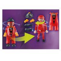 Playmobil 70710 Scooby Doo Il Mistero    Del Ghost Clown