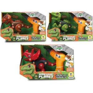 Dinosauri Smonta E Rimonta